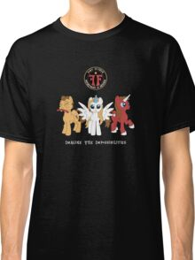 My Little Fringe Pony Classic T-Shirt