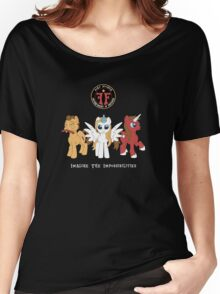 My Little Fringe Pony Women's Relaxed Fit T-Shirt