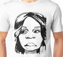 TIFFANY POLLARD: Sketch Unisex T-Shirt