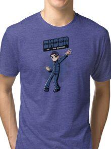 Ender vs. The Buggers Tri-blend T-Shirt