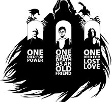 Harry Potter Three Brothers by rosesandvervain