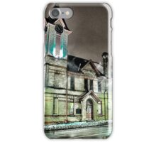Uxbridge Public Library iPhone Case/Skin