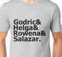 Hogwarts Founders 2 Unisex T-Shirt