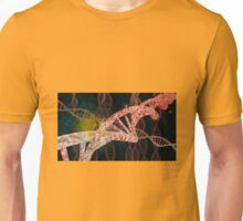 DNA Strands Unisex T-Shirt