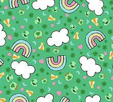 Lucky Pat by Sarah Medeiros