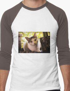 Meet Olaf Men's Baseball ¾ T-Shirt