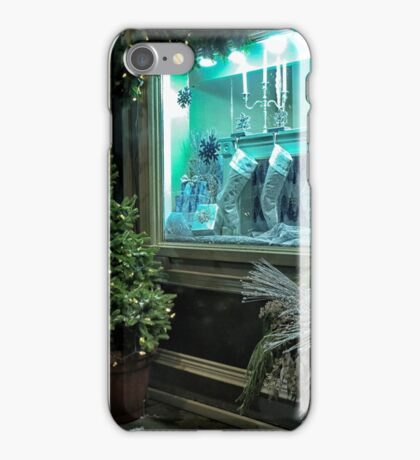 Rutledge Jewellers at Night iPhone Case/Skin
