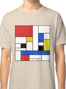 Mondrian Lines Classic T-Shirt
