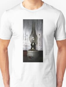 Old Oil Lamp . T-Shirt