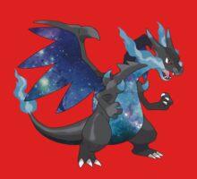 Mega Charizard X - Pokemon Baby Tee