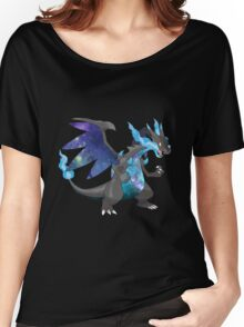 Mega Charizard X - Pokemon Women's Relaxed Fit T-Shirt