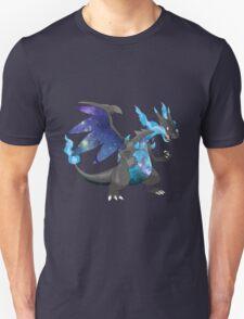 Mega Charizard X - Pokemon Unisex T-Shirt