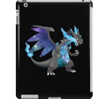 Mega Charizard X - Pokemon iPad Case/Skin