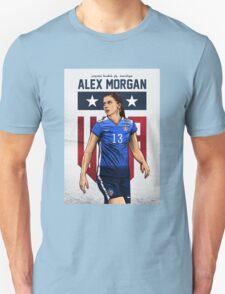 Alex Morgan Art Unisex T-Shirt