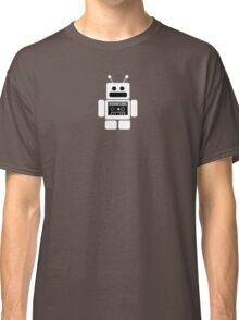 [FWD:008] BASSBOT SOUND SYSTEM Classic T-Shirt