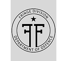 Fringe Division - Department of Defence Photographic Print
