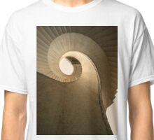 Concrete spiral stairs Classic T-Shirt