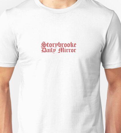 Storybrooke Daily Mirror Unisex T-Shirt