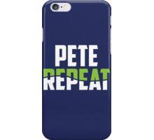 Pete Repeat iPhone Case/Skin