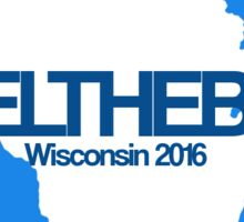 #feelthebern - Wisconsin Sticker