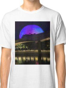 Epcot At Night Classic T-Shirt