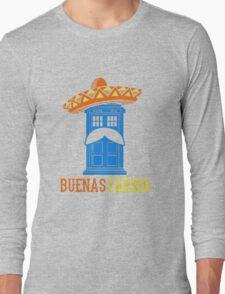Buenas Tardis Hawai Long Sleeve T-Shirt