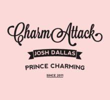 Josh Dallas - Charm Attack - Light One Piece - Long Sleeve