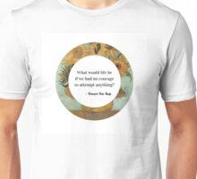 vincent van gogh design Unisex T-Shirt