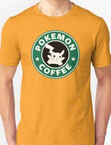 Pokemon Coffee T-Shirt