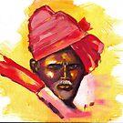 Pilgrim by Anil Nene