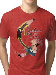 Gentlepencil Tri-blend T-Shirt