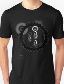 The Doctor with Cogs T-Shirt