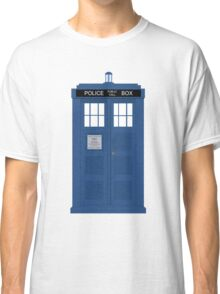 Doctor Who Tardis Classic T-Shirt