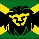 Jamaican Lion by pongologo