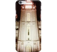 Night at the Temple iPhone Case/Skin