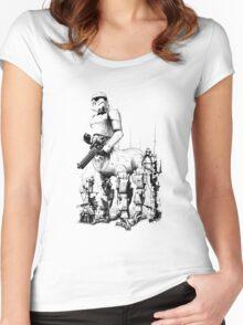 Centaurium Women's Fitted Scoop T-Shirt