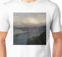 Looking Down to Honolulu Unisex T-Shirt