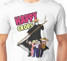 Happy Crops Unisex T-Shirt