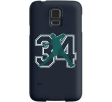 34 - King Felix (original) Samsung Galaxy Case/Skin