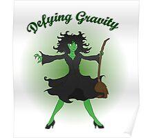 Defying Gravity Poster