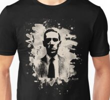 H. P. Lovecraft Tribute Unisex T-Shirt