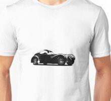 Z-Type (Bugatti Type 57SC Atlantic) Unisex T-Shirt