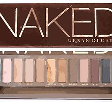 Naked Palette  by janiekahan