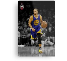 Stephen Curry All-Star Metal Print