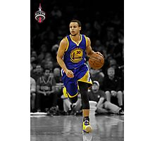 Stephen Curry All-Star Photographic Print