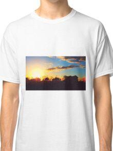 Sunset of summer 2015 Classic T-Shirt