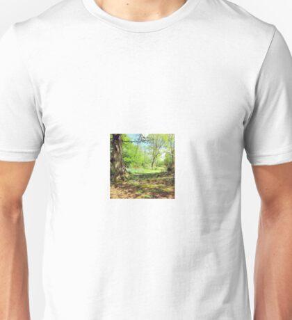 Sunny Woodland Unisex T-Shirt