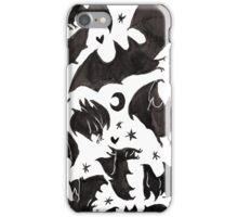 Bat Heart iPhone Case/Skin