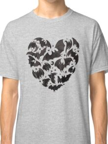 Bat Heart Classic T-Shirt