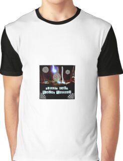 Sleep, eat, rave, repeat, Graphic T-Shirt